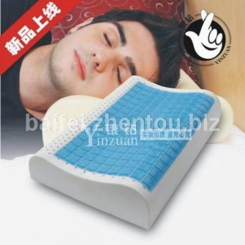 凝胶记忆枕